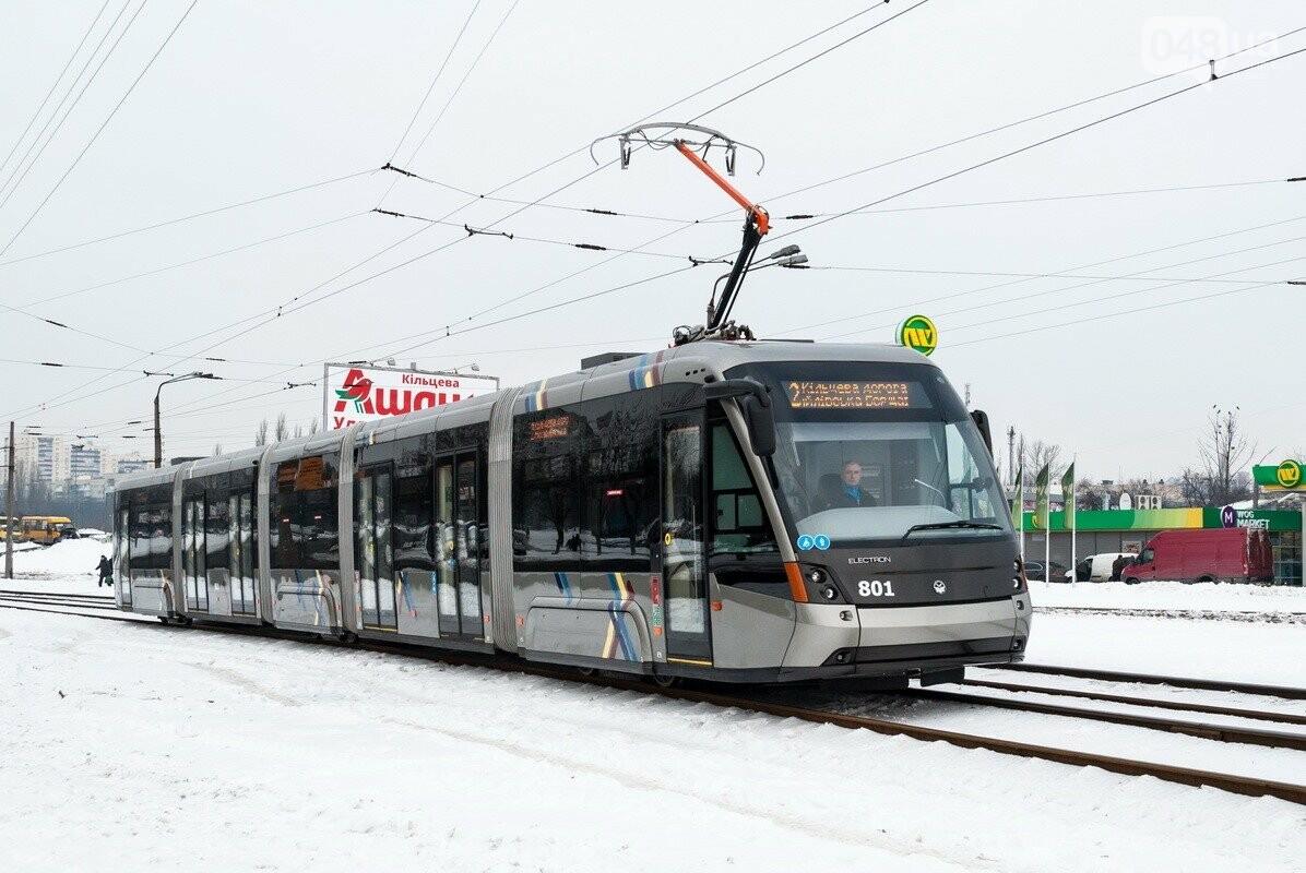 Одесса купит 14 многосекционных трамваев за деньги Европейского инвестиционного банка, фото-1