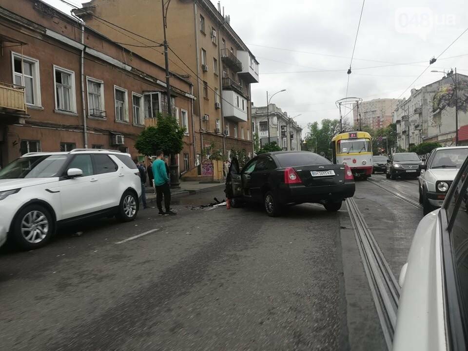 В центре Одессы произошло тройное ДТП, - ФОТО, фото-6