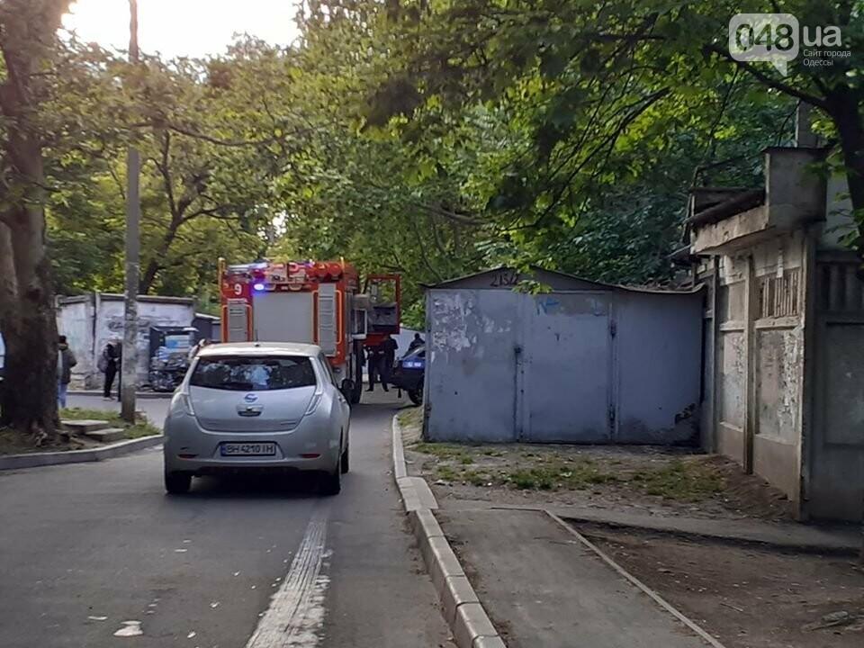 В Одессе на Черемушках нашли обгоревшую ногу,- ФОТО 18+, фото-1