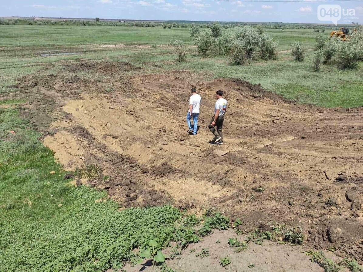 Паводки в Одесской области.