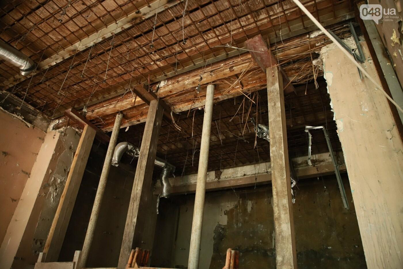 В Одессе обещают укрепить фундамент дома Либмана,- ФОТО, фото-3
