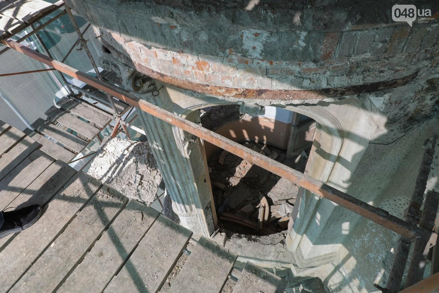 В Одессе обещают укрепить фундамент дома Либмана,- ФОТО, фото-2