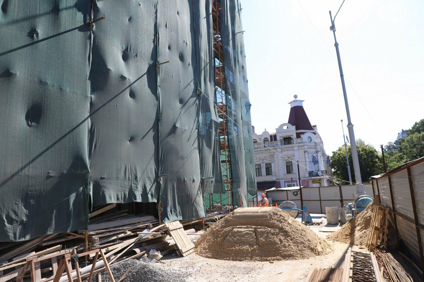 В Одессе обещают укрепить фундамент дома Либмана,- ФОТО, фото-4
