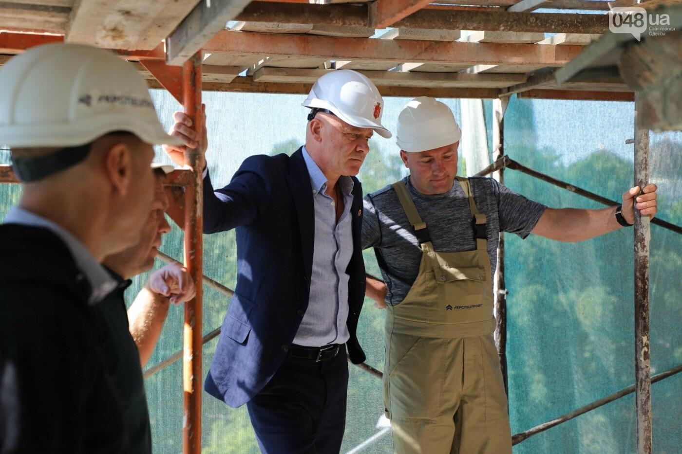 В Одессе обещают укрепить фундамент дома Либмана,- ФОТО, фото-5