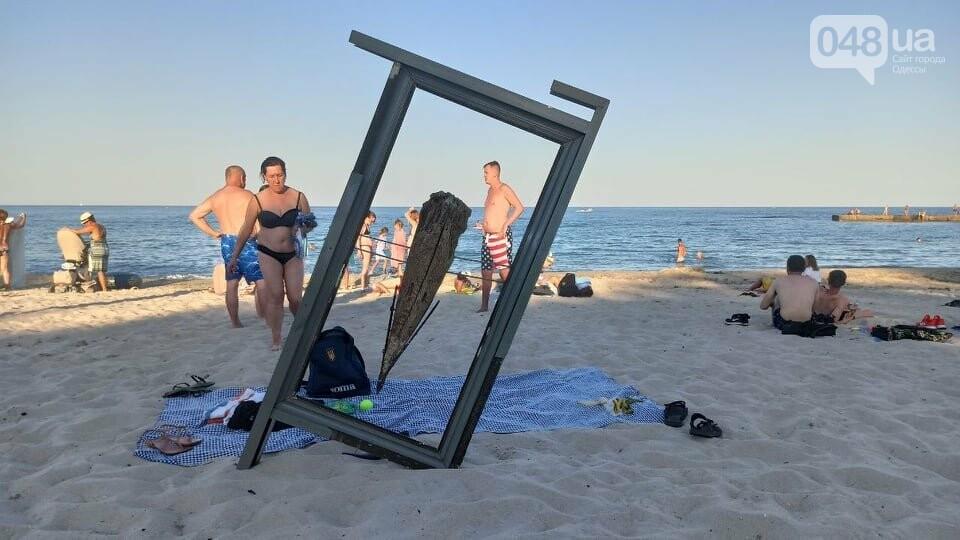 """Бесплатное искусство на бесплатном пляже: В Одессе проходит фестиваль """"Солнечное сердце"""",- ФОТО, фото-8"""