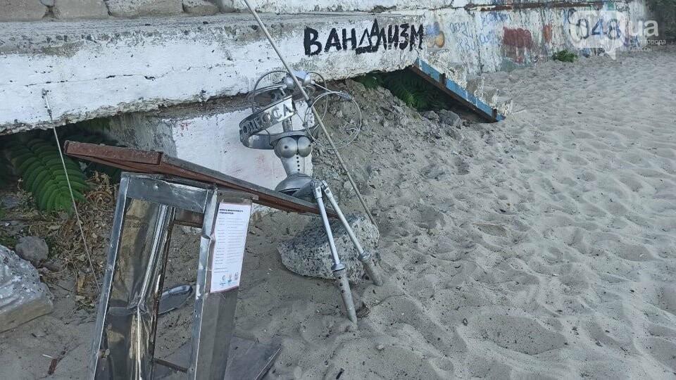 """Бесплатное искусство на бесплатном пляже: В Одессе проходит фестиваль """"Солнечное сердце"""",- ФОТО, фото-2"""