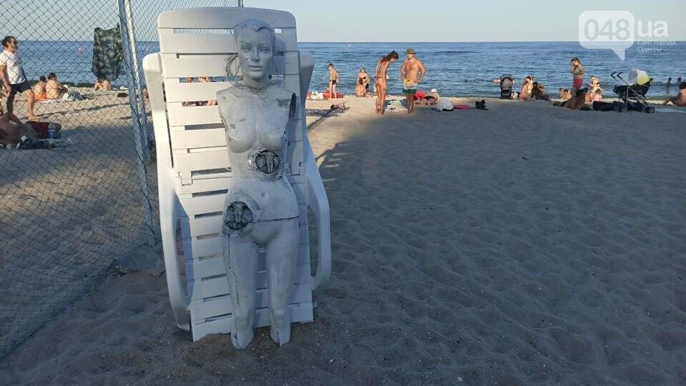 """Бесплатное искусство на бесплатном пляже: В Одессе проходит фестиваль """"Солнечное сердце"""",- ФОТО, фото-3"""