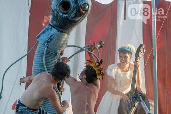 В Одессу на судне прибыл театр из Берлина,- ФОТО, фото-3