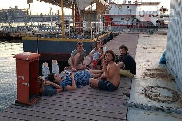 В Одессу на судне прибыл театр из Берлина,- ФОТО, фото-4