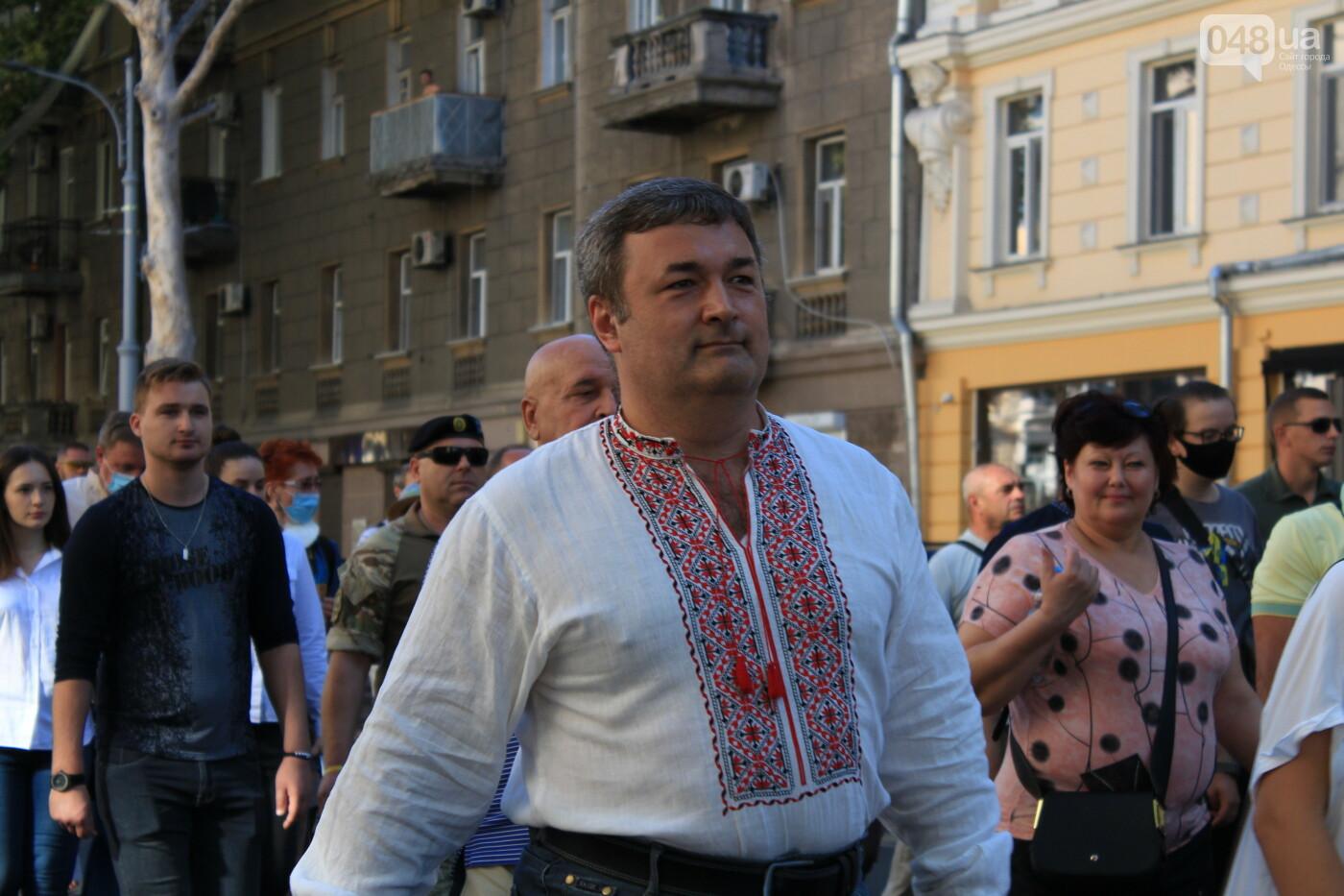 20 лучших кадров со Дня Независимости в Одессе, - ФОТО, фото-6