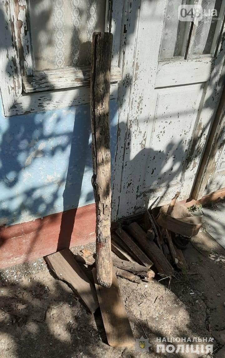 Житель Одесской области забил старика палкой ради денег, фото-1