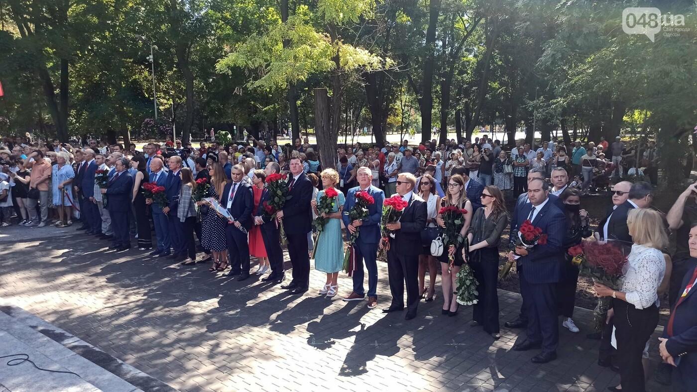 В Одессе на Первом кладбище открыли памятный мемориал,- ФОТОРЕПОРТАЖ, фото-2