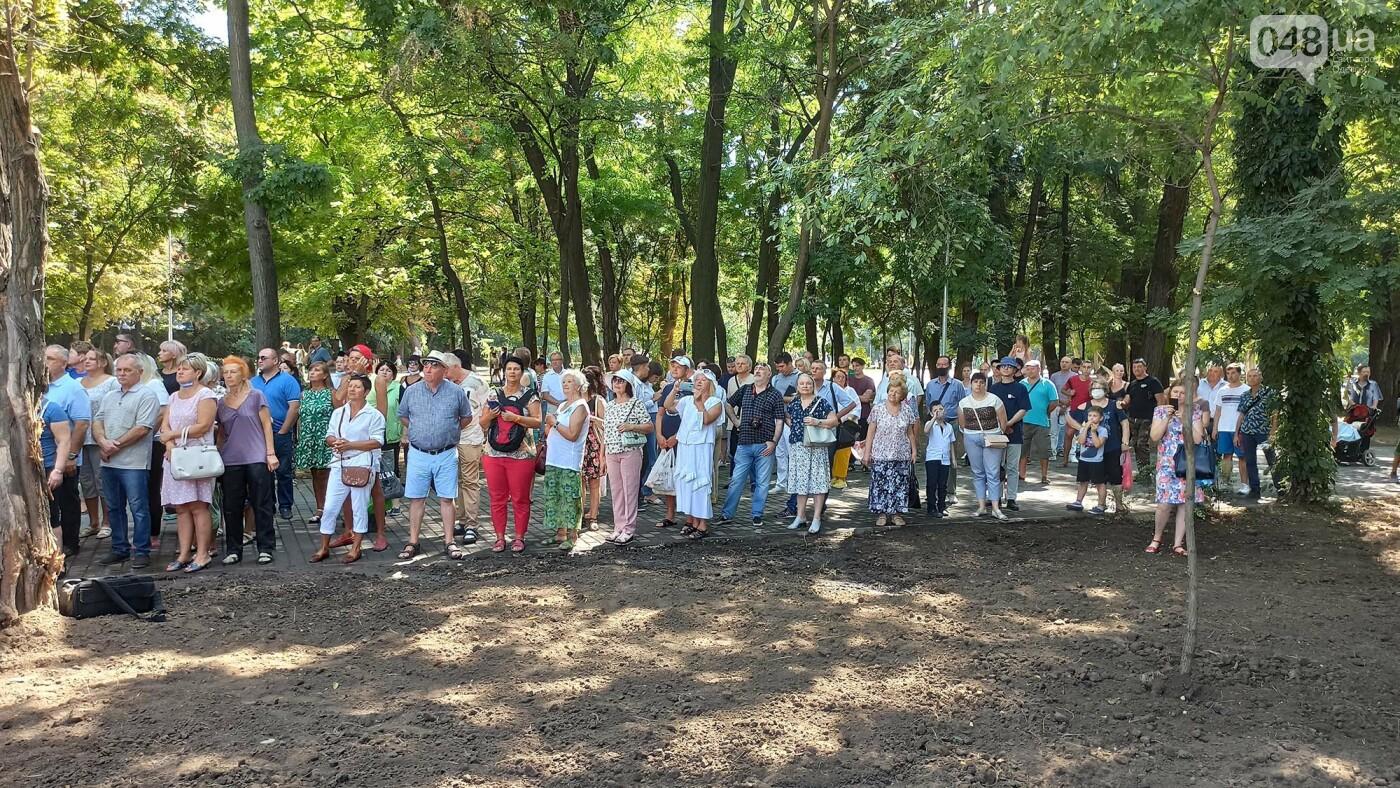В Одессе на Первом кладбище открыли памятный мемориал,- ФОТОРЕПОРТАЖ, фото-6