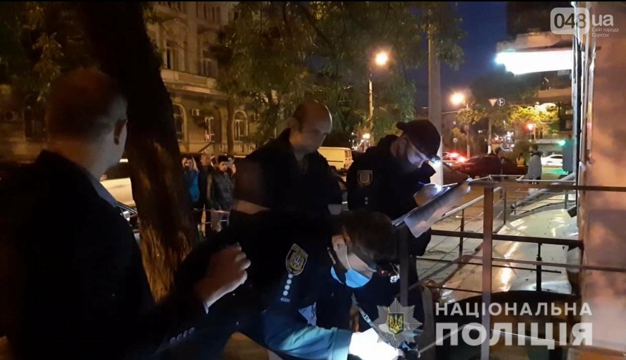 Задержан житель Кировоградской области, смертельно ранивший одессита, - ФОТО, ВИДЕО2