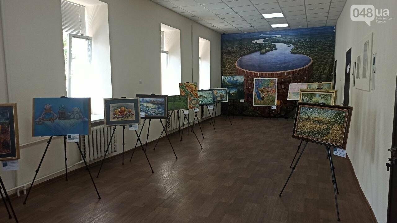 Одесские художники показали, каким должно быть детство, - ФОТОРЕПОРТАЖ, фото-13