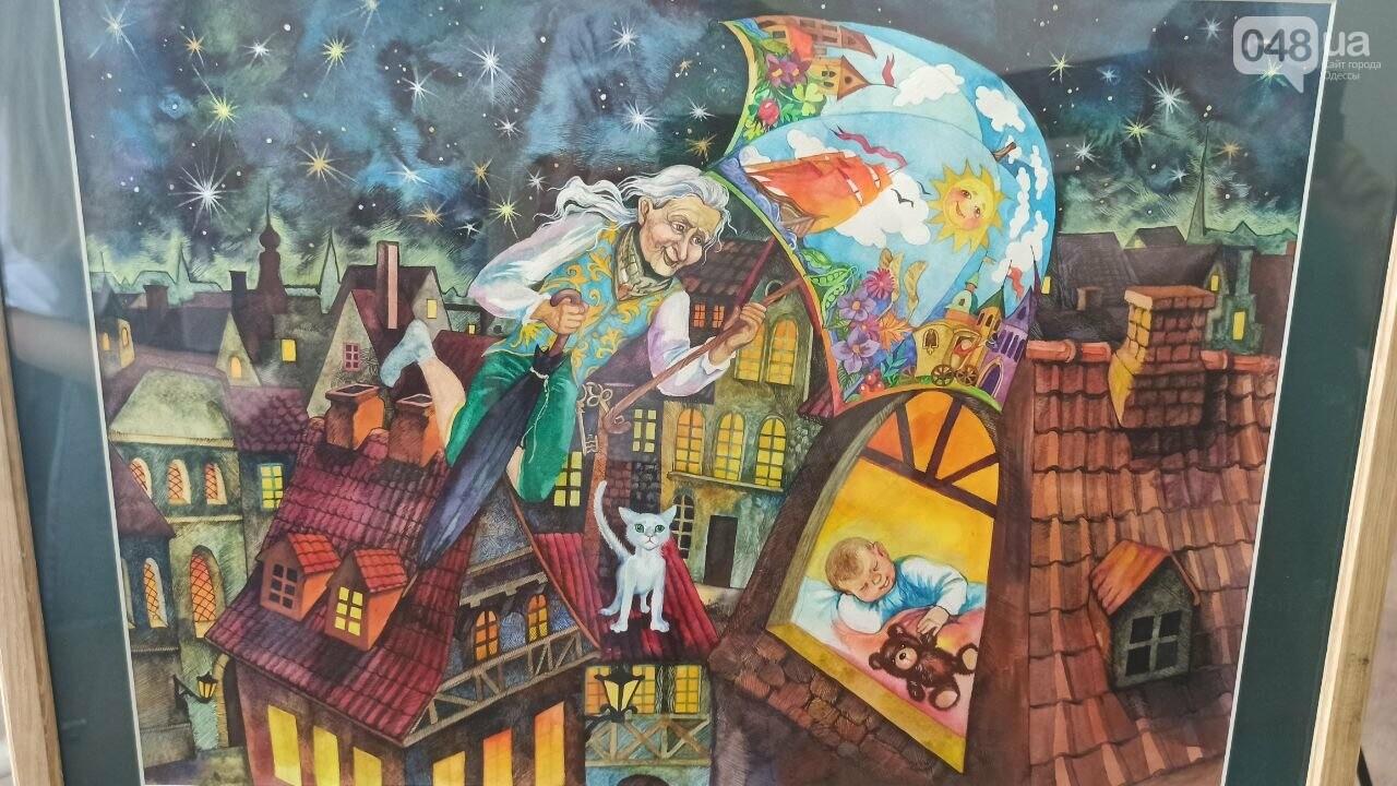 Одесские художники показали, каким должно быть детство, - ФОТОРЕПОРТАЖ, фото-2