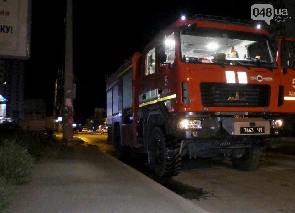 Ночью в Одессе сгорело четыре автомобиля, - ФОТО4
