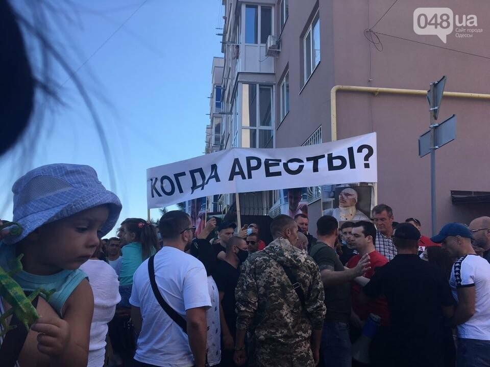 Одесситы недружелюбно встретили Президента Зеленского  , - ФОТО, ВИДЕО1