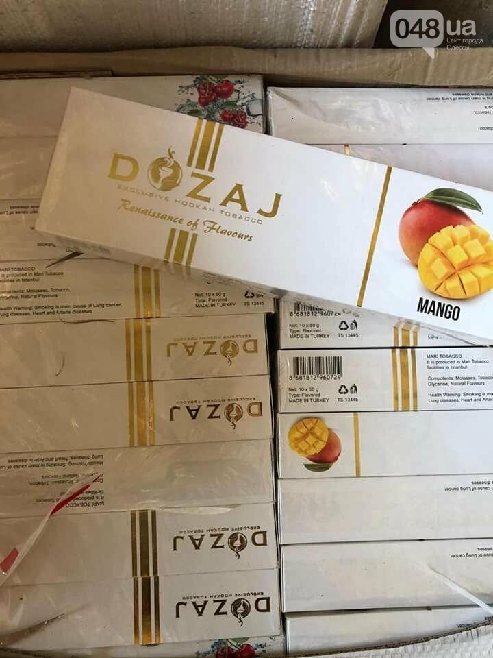 Одесские таможенники задержали 17 тонн контрабандных брендовых вещей, - ФОТО, фото-4
