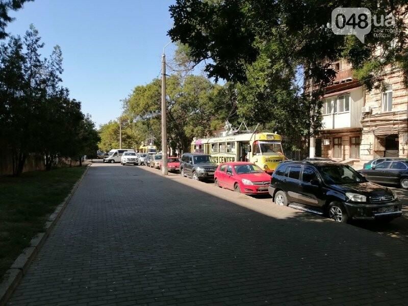 В Одессе остановились трамваи №5 и №28 , - ФОТО, ВИДЕО3