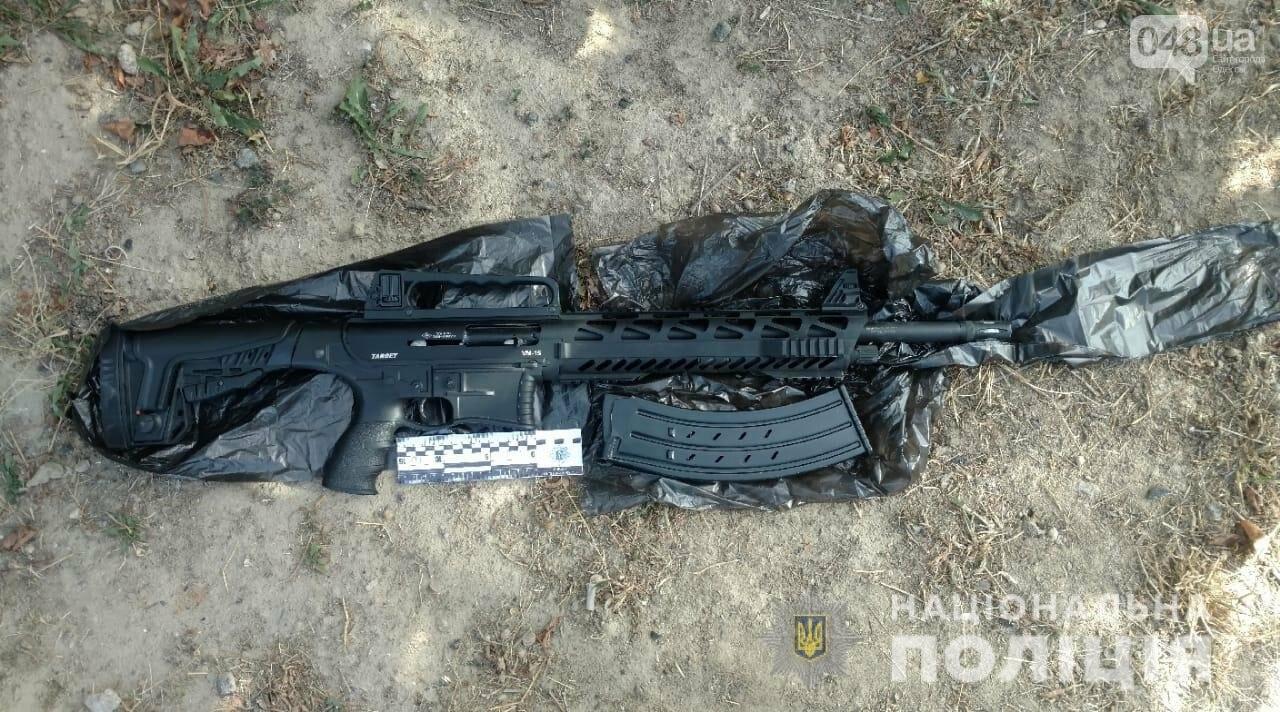 В Одесской области мужчина стрелял в доме своего бывшего рабочего, - ФОТО1