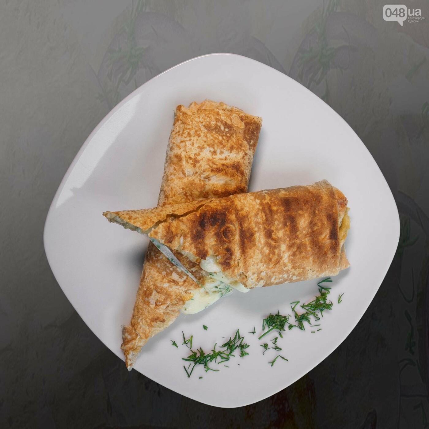 Доставка еды -популярные доставки Одессы, фото-49