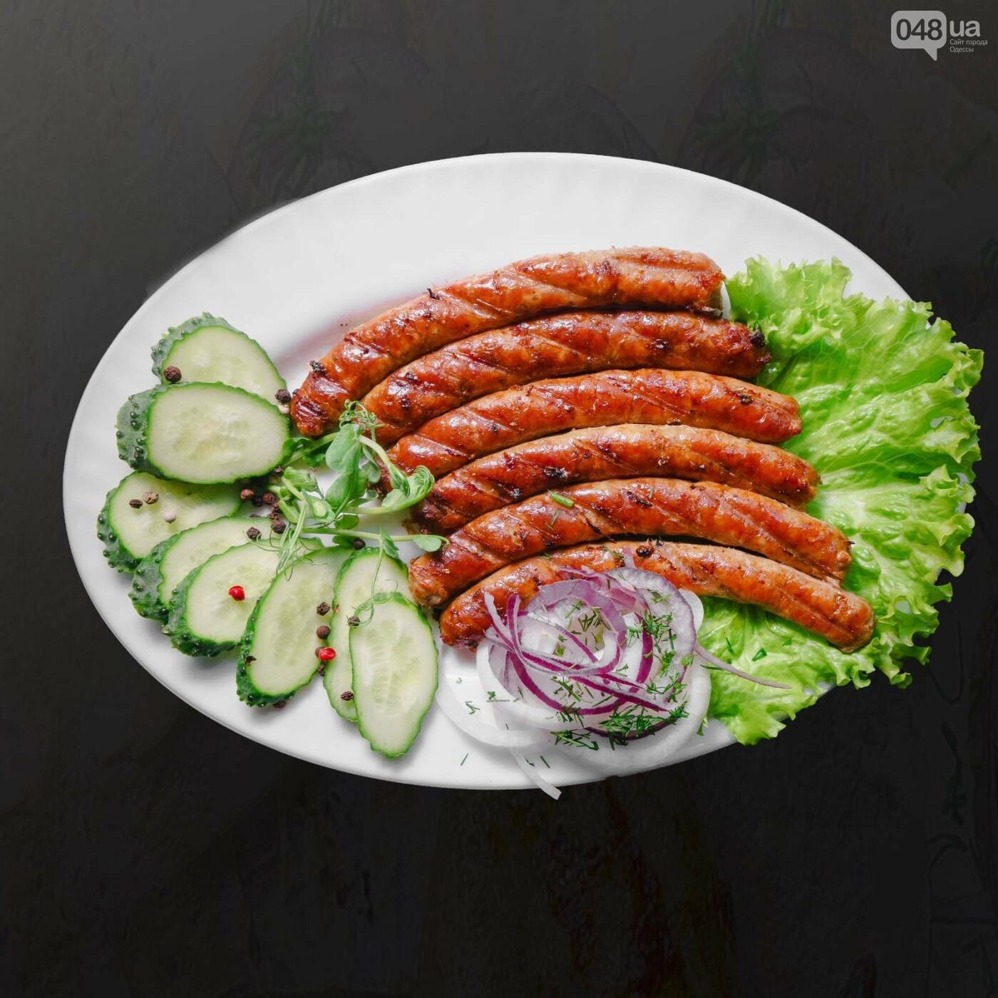 Доставка еды -популярные доставки Одессы, фото-51