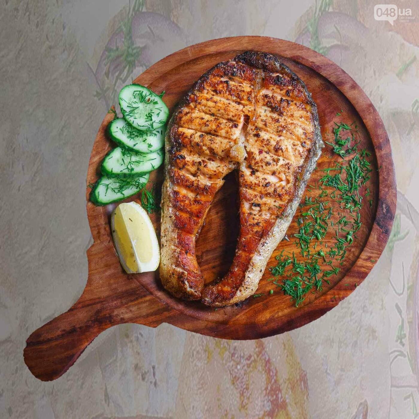 Доставка еды -популярные доставки Одессы, фото-57