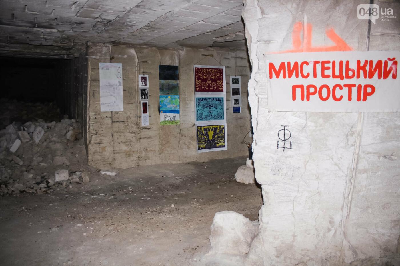 В Одесской области открылась выставка под землей,-ФОТОРЕПОРТАЖ, фото-2