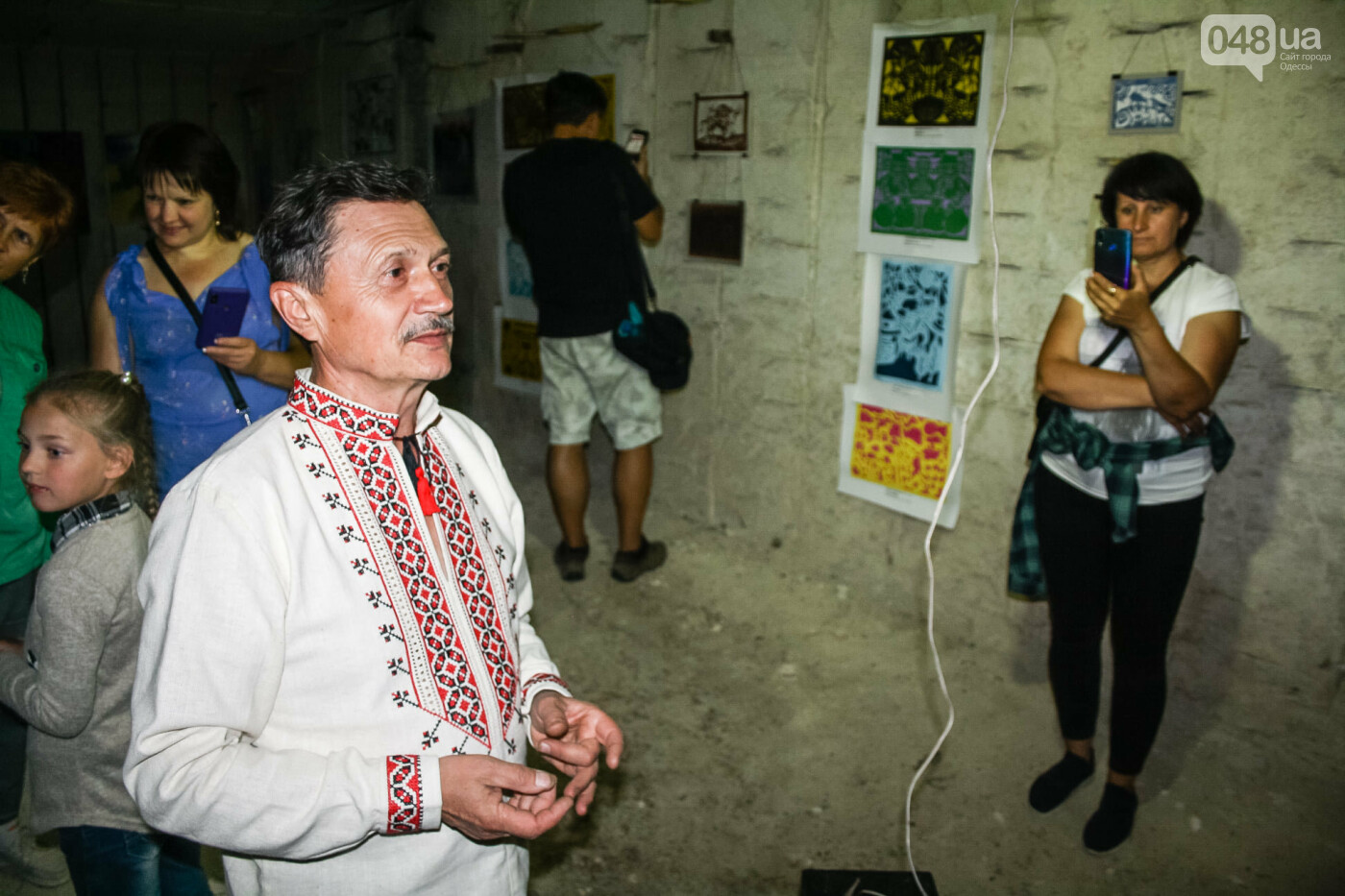 В Одесской области открылась выставка под землей,-ФОТОРЕПОРТАЖ, фото-1