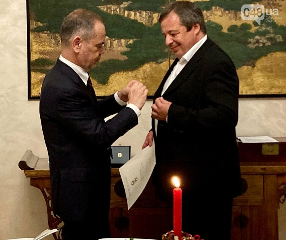 Одесского пианиста наградили итальянским орденом,-ФОТО, фото-4