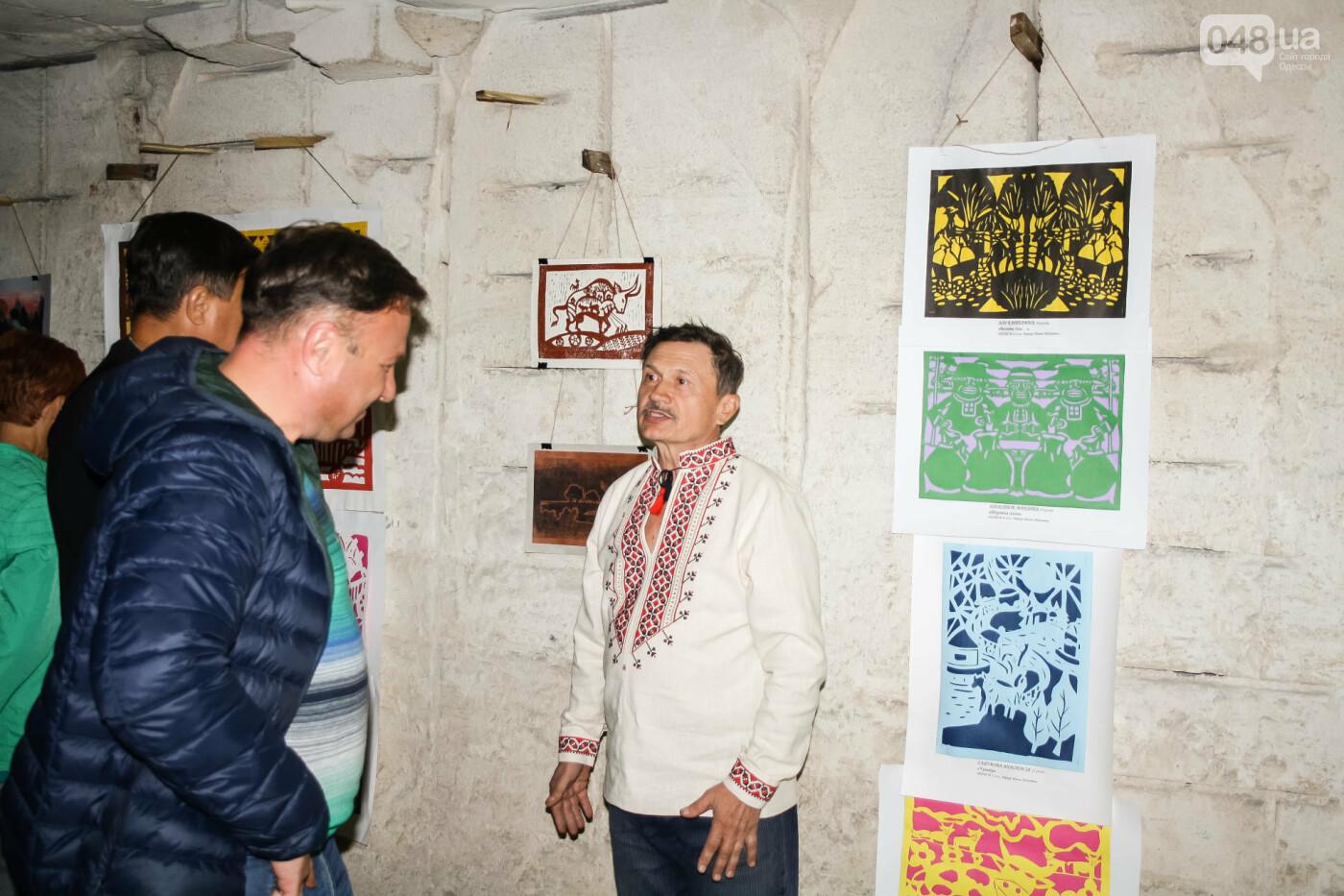 В Одесской области открылась выставка под землей,-ФОТОРЕПОРТАЖ, фото-8