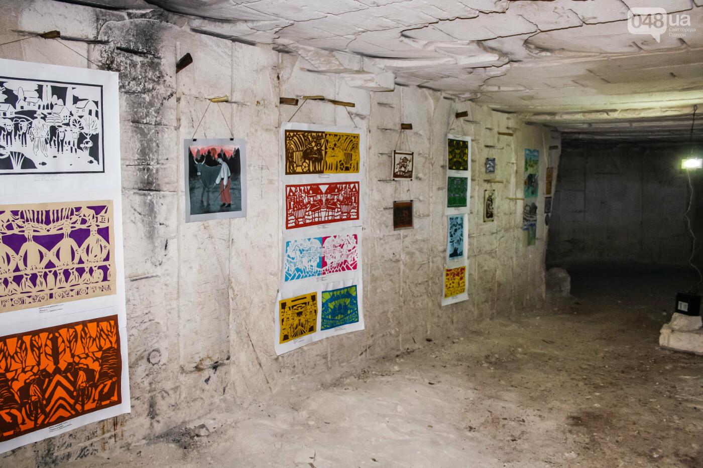 В Одесской области открылась выставка под землей,-ФОТОРЕПОРТАЖ, фото-7