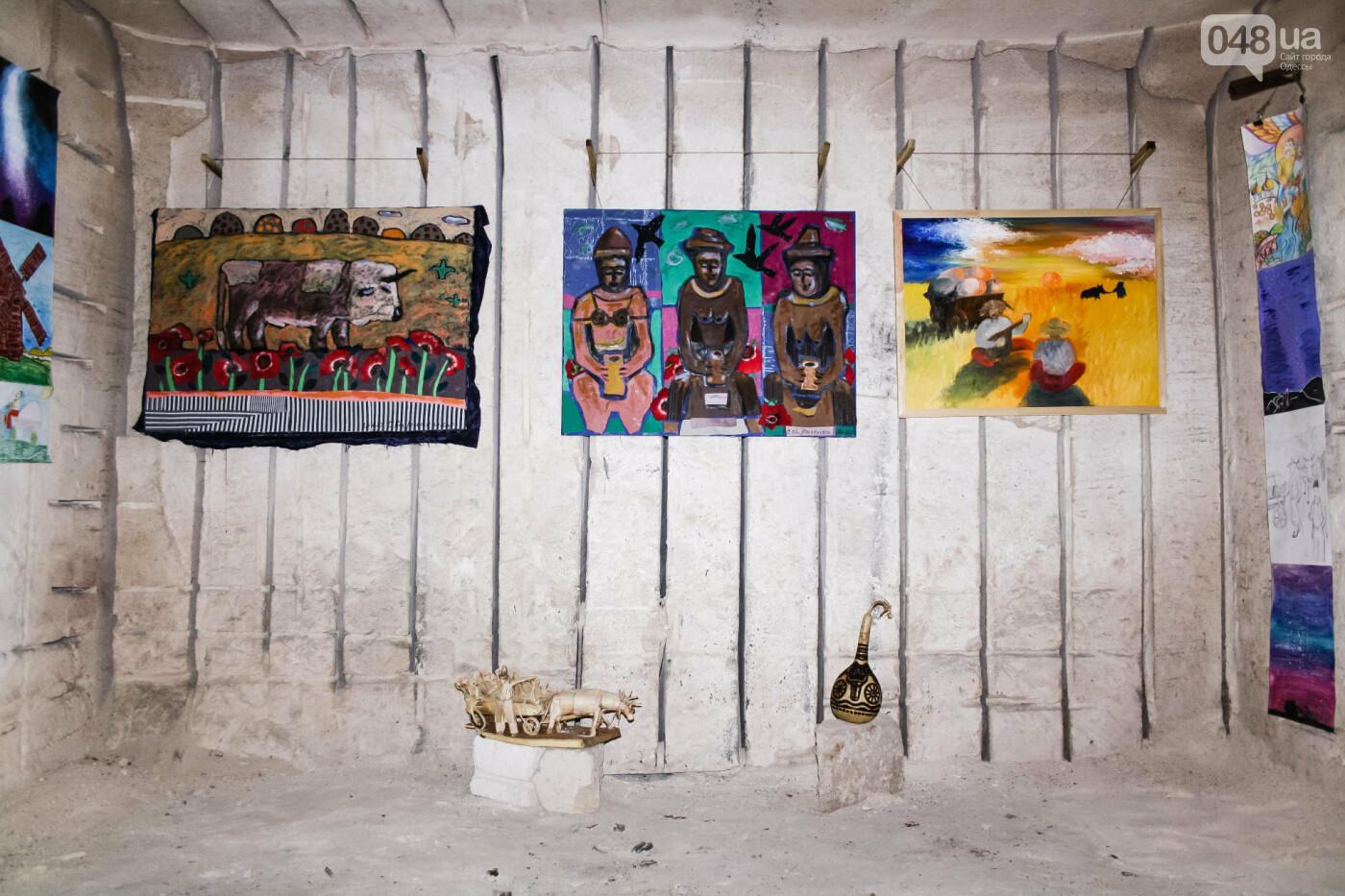 В Одесской области открылась выставка под землей,-ФОТОРЕПОРТАЖ, фото-5