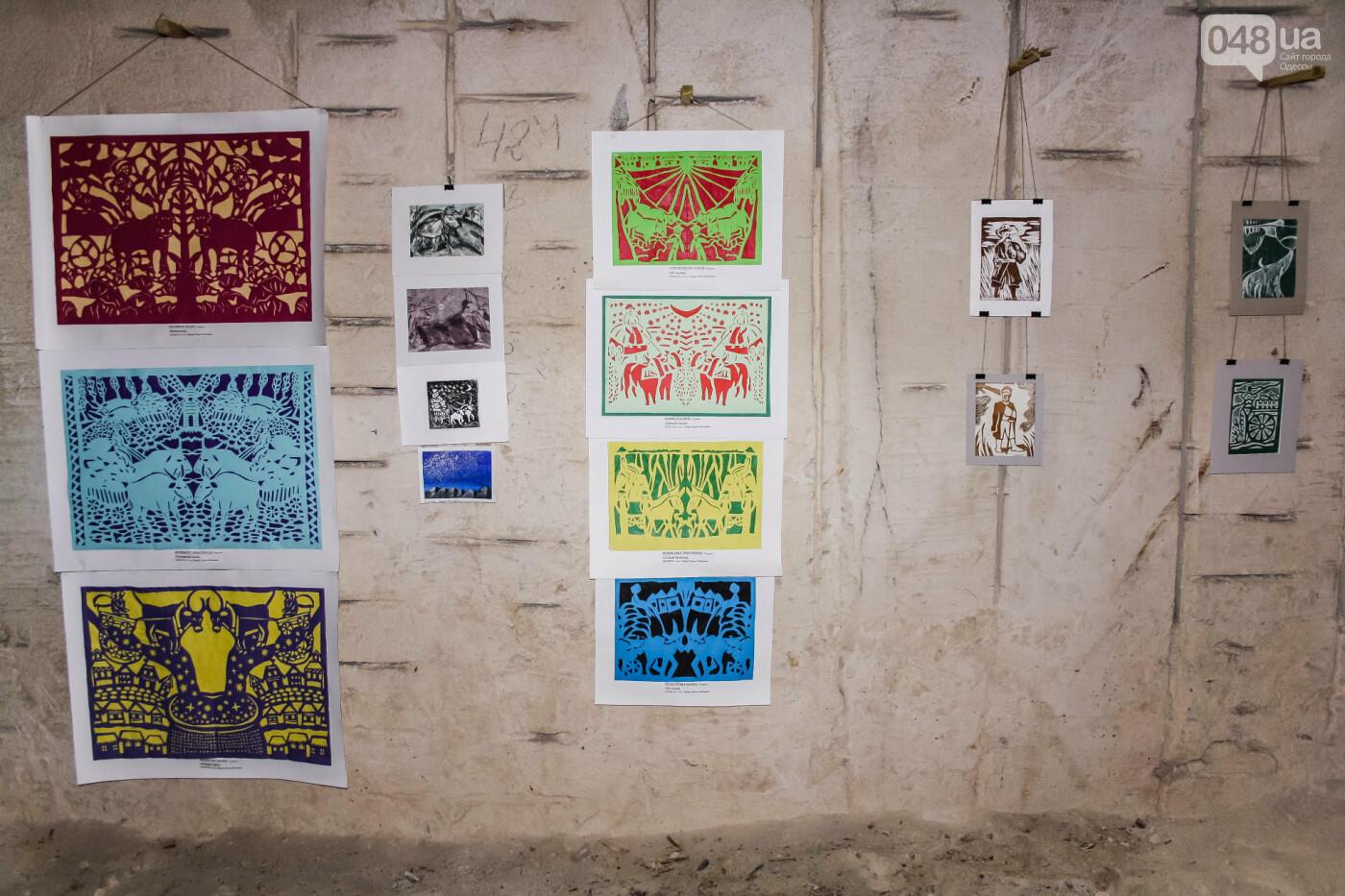 В Одесской области открылась выставка под землей,-ФОТОРЕПОРТАЖ, фото-6