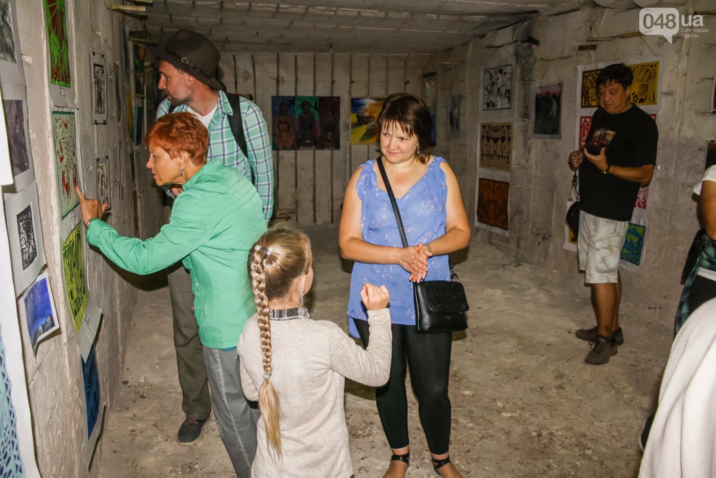 В Одесской области открылась выставка под землей,-ФОТОРЕПОРТАЖ, фото-10