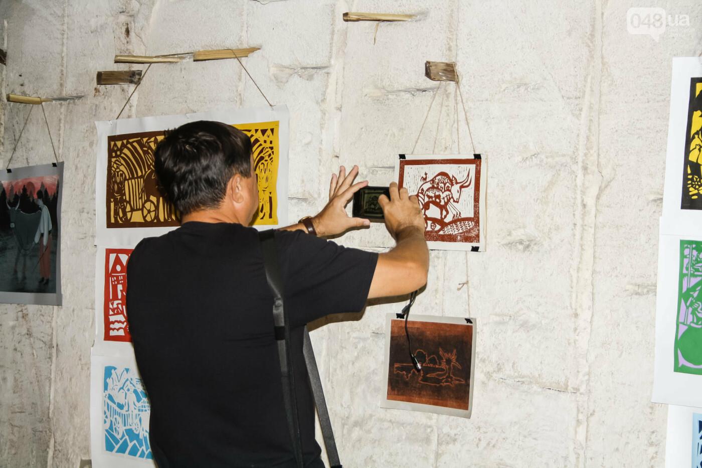 В Одесской области открылась выставка под землей,-ФОТОРЕПОРТАЖ, фото-11
