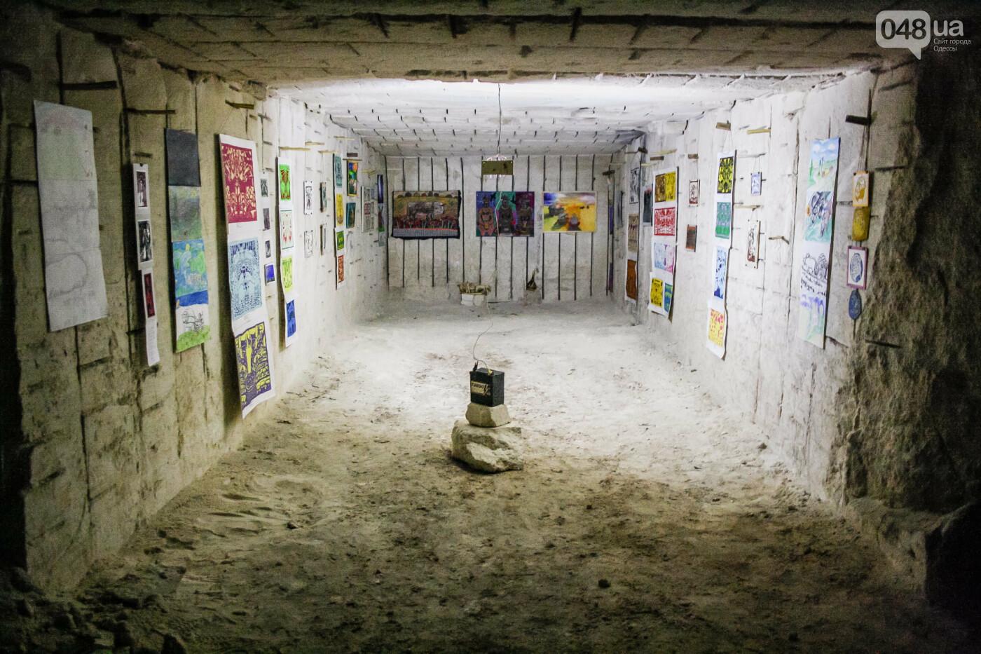 В Одесской области открылась выставка под землей,-ФОТОРЕПОРТАЖ, фото-12