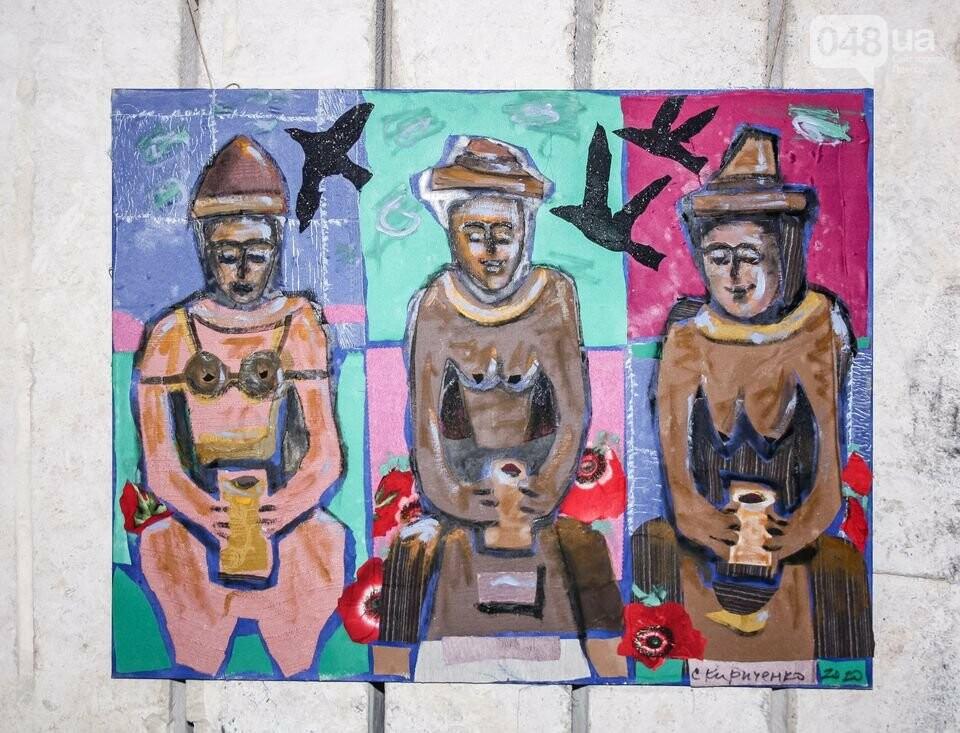 В Одесской области открылась выставка под землей,-ФОТОРЕПОРТАЖ, фото-13