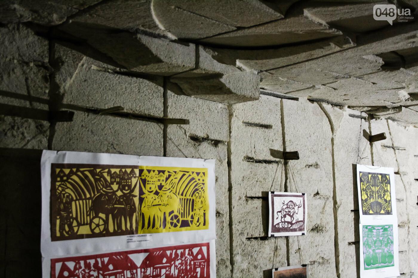 В Одесской области открылась выставка под землей,-ФОТОРЕПОРТАЖ, фото-14