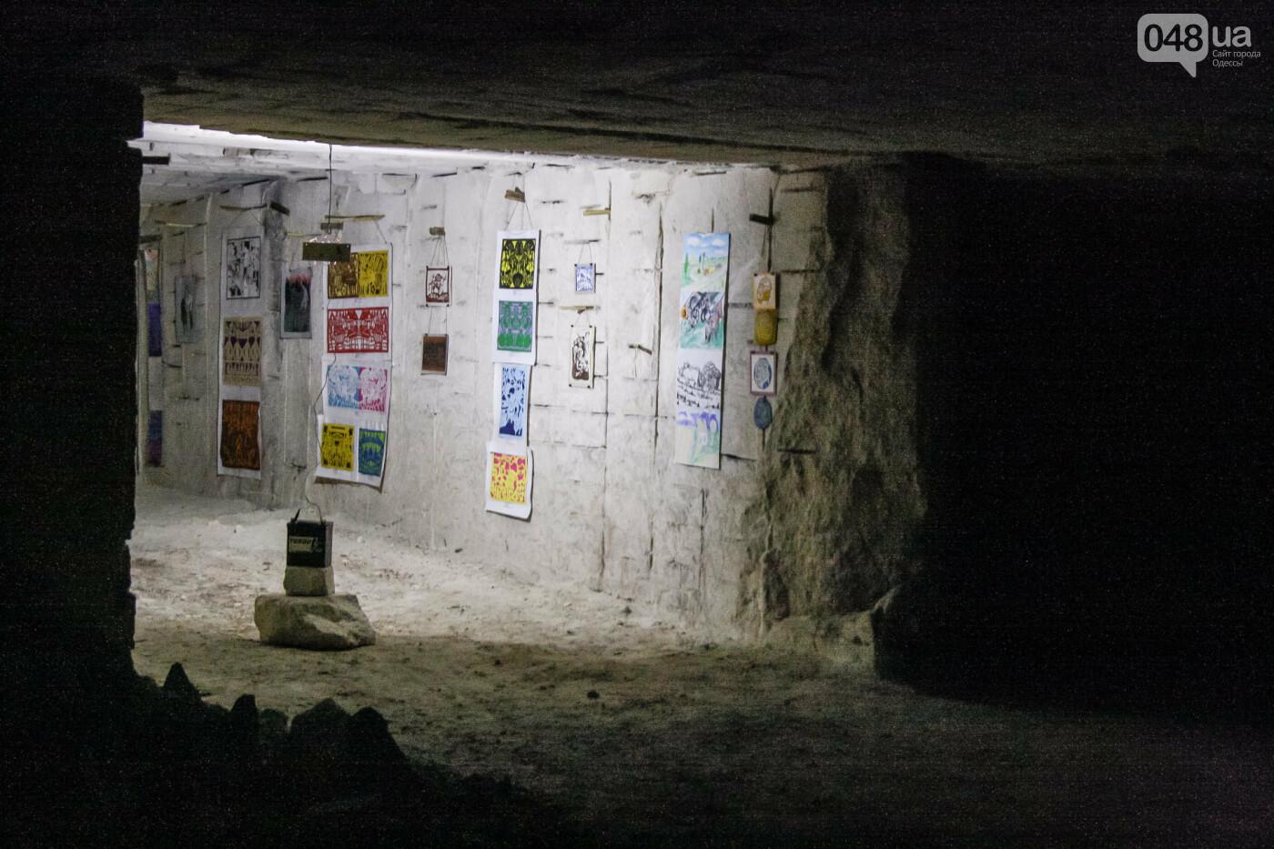 В Одесской области открылась выставка под землей,-ФОТОРЕПОРТАЖ, фото-16