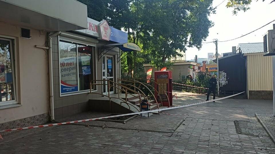 В Одессе рано утром в аптеке убили фармацевта,- ФОТО 18+3