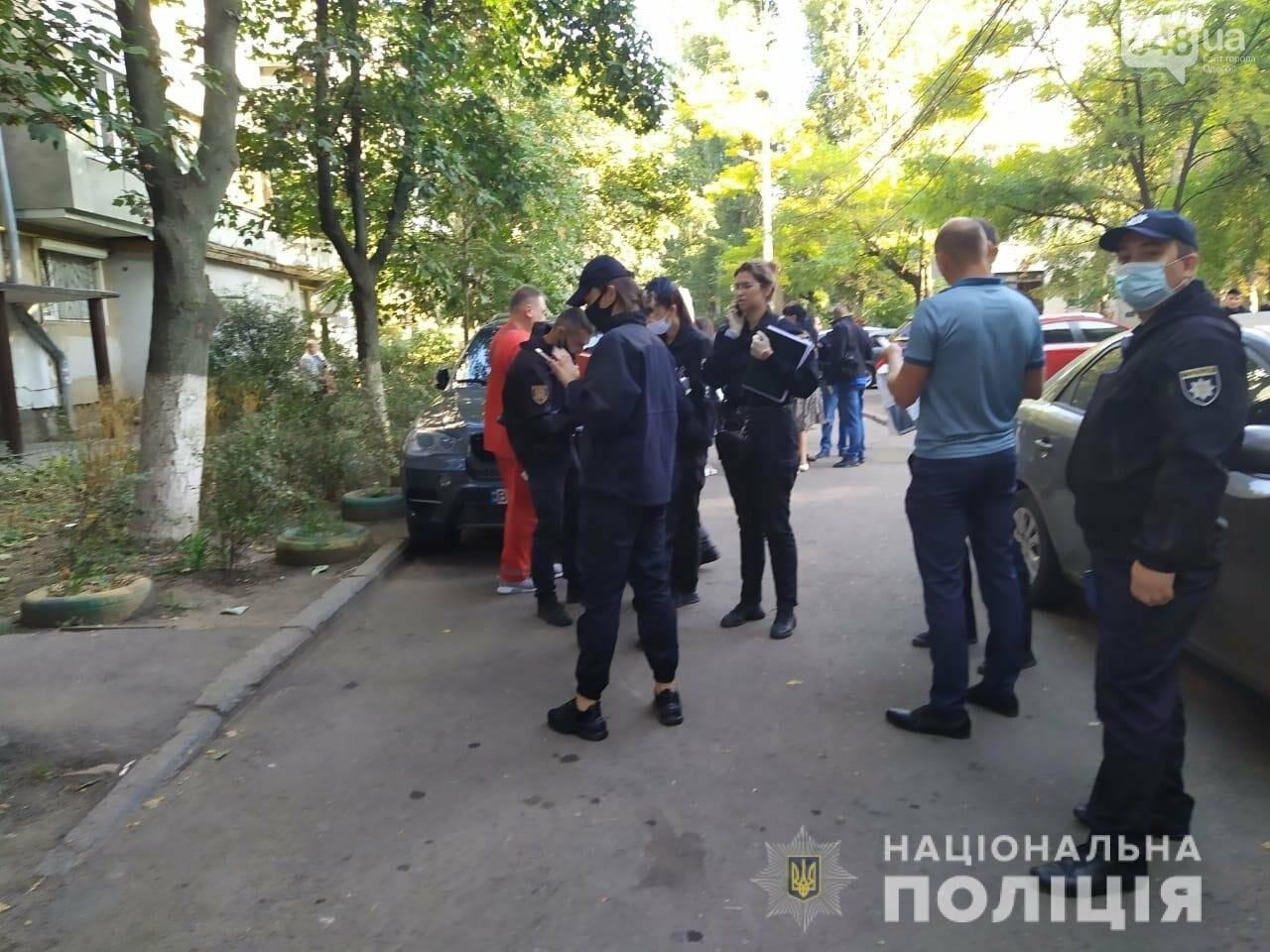 В Одессе рано утром в аптеке убили фармацевта,- ФОТО 18+7