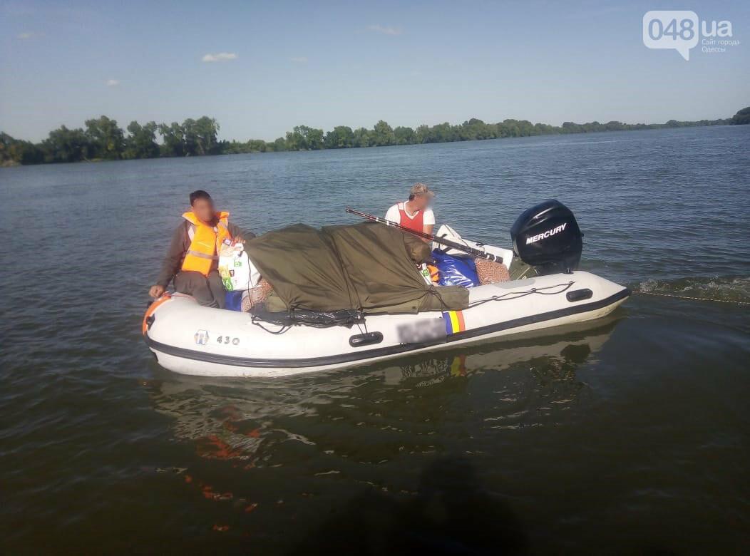 В Одесской области задержали заблудившихся рыбаков из Румынии,-ФОТО, фото-3