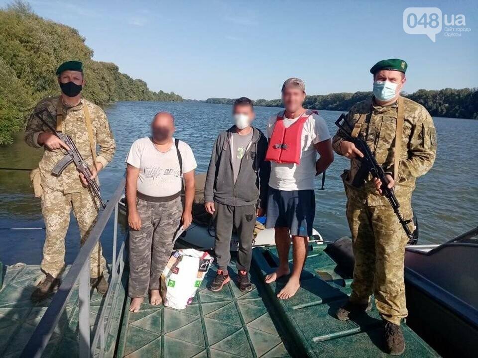 В Одесской области задержали заблудившихся рыбаков из Румынии,-ФОТО, фото-1