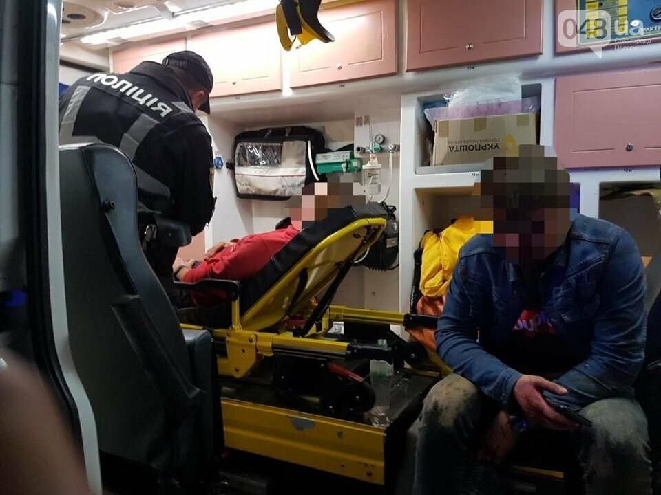 Ночью под Одессой компания пьяных молодых людей попала в ДТП, двое погибли,- ФОТО3