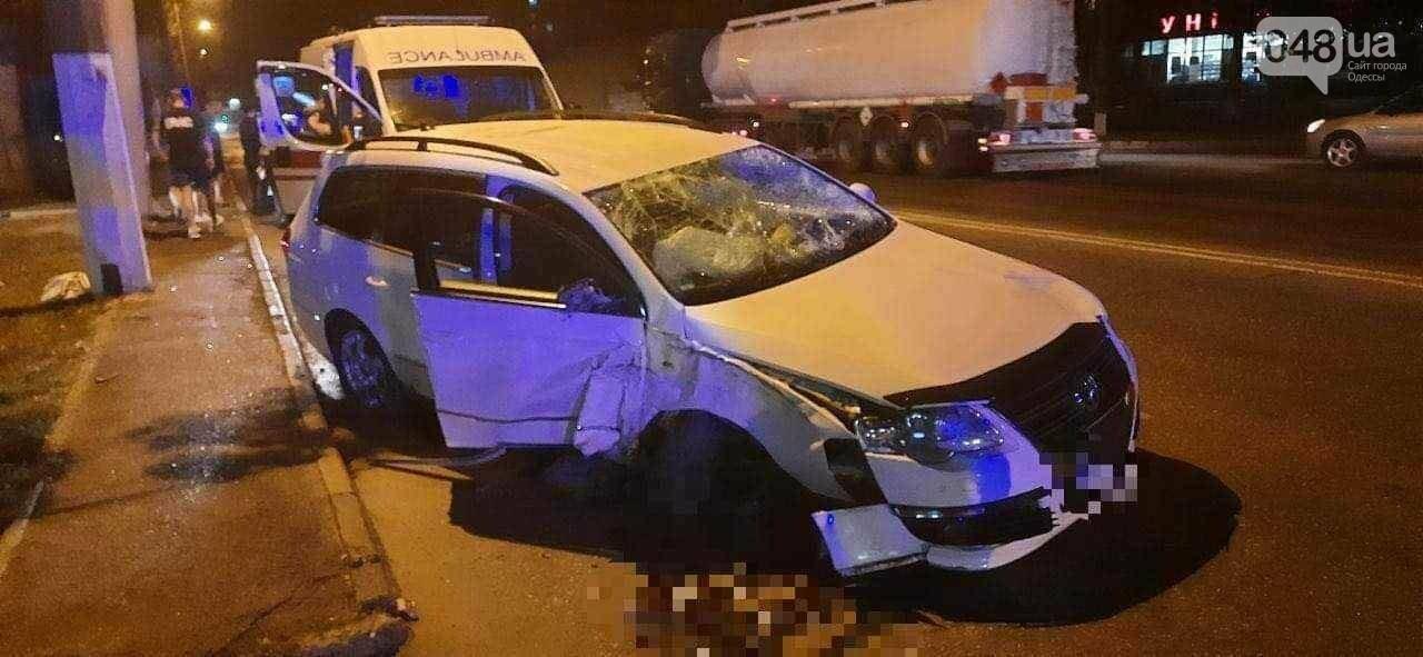 В Суворовском районе Одессы автомобиль насмерть сбил женщину, - ФОТО1