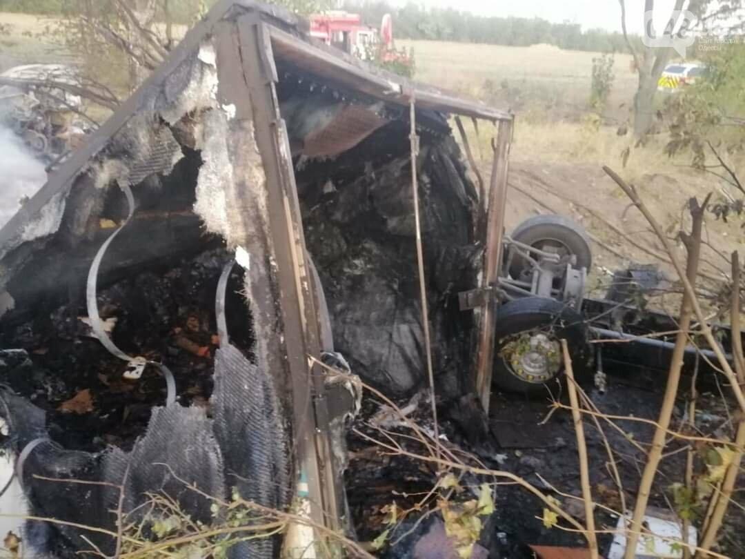 Под Одессой произошло смертельное ДТП, -ФОТО, фото-2