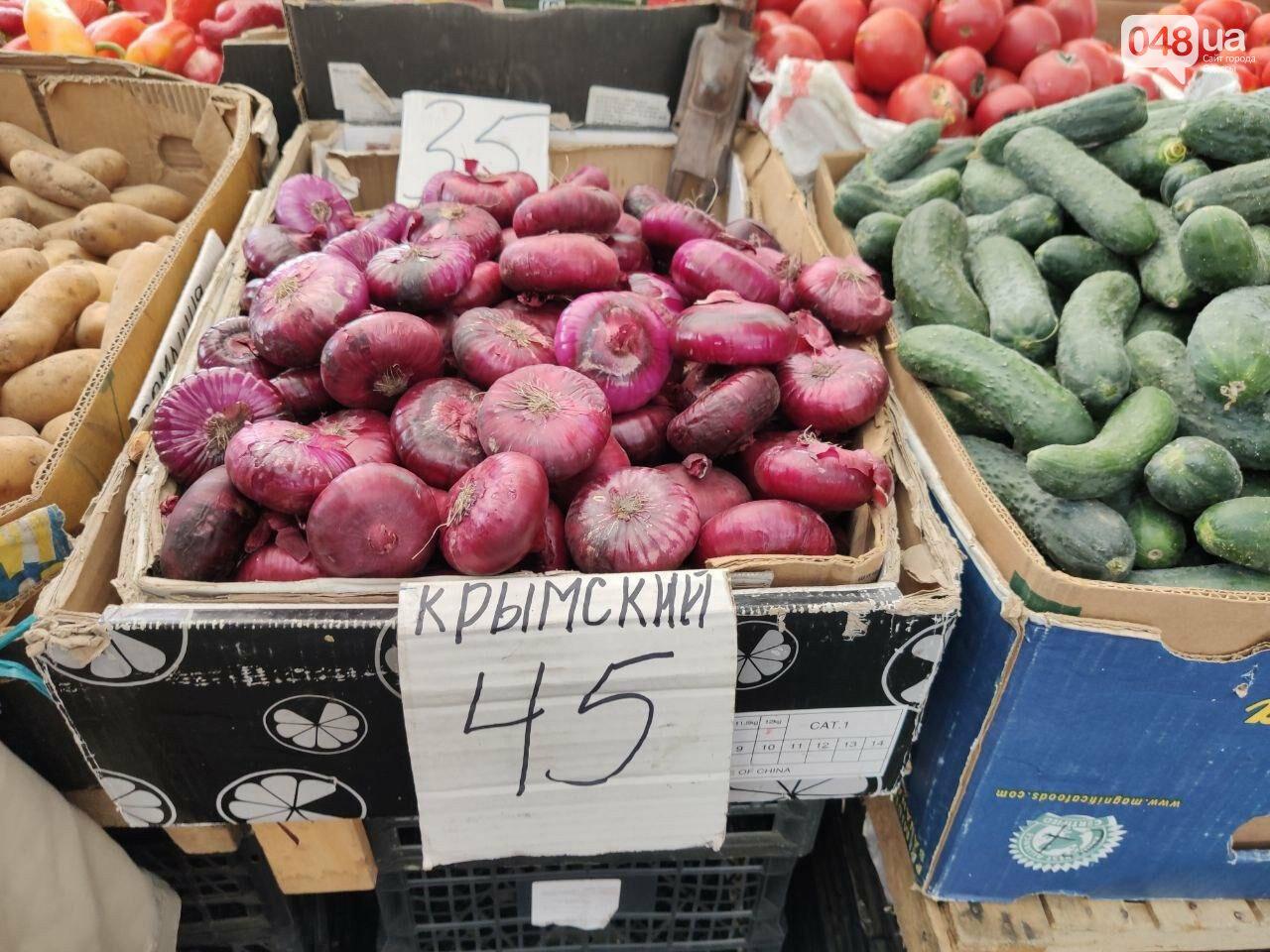 Почем в Одессе фрукты и овощи: актуальные цены Привоза в этот четверг, - ФОТО, фото-1