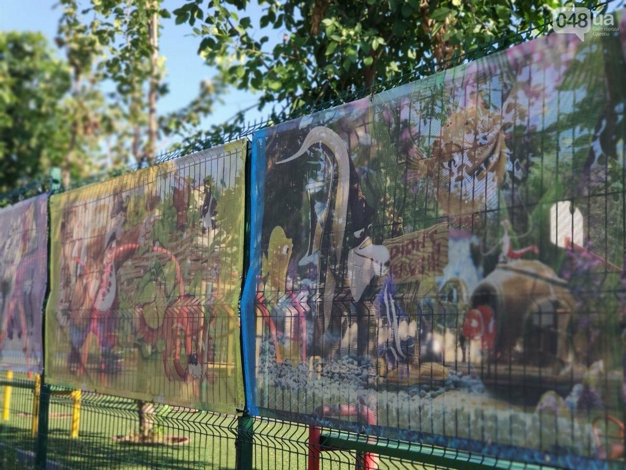 Что за забором Одесской Рублевки: улочки и дома Совиньона, - ФОТОПЯТНИЦА12